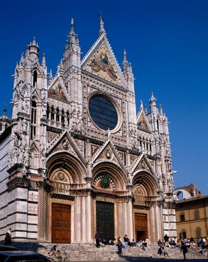 Cathedral Siena, Italy : Stock Photo