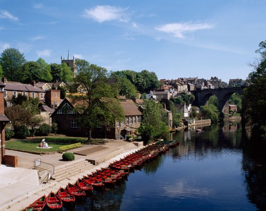 Stock Photo: 42-7566 Knaresborough