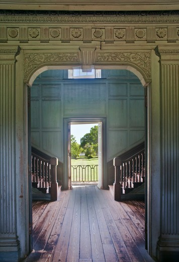 Drayton Hall, South Carolina, USA : Stock Photo
