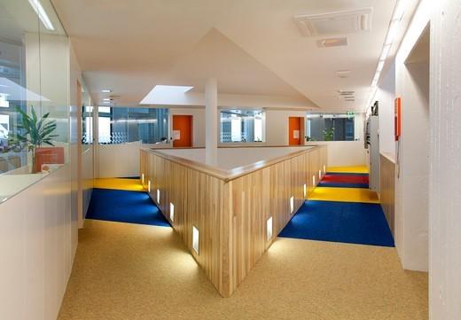 Tartu Health Care College in Estonia : Stock Photo