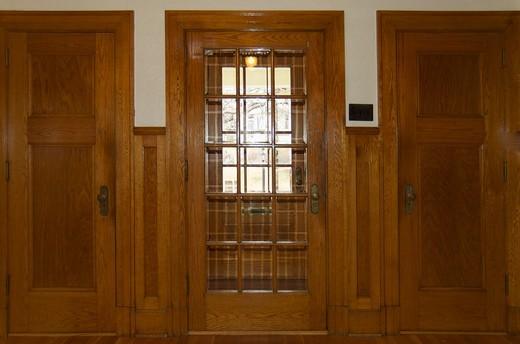 An entrance hall : Stock Photo