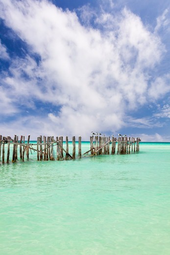 Isla Mujeres, Yucatan Peninsula, Mexico : Stock Photo