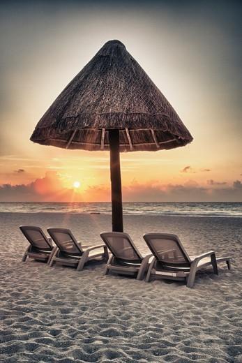 Yucatan Peninsula, Cancun, Quintana Roo, Mexico : Stock Photo