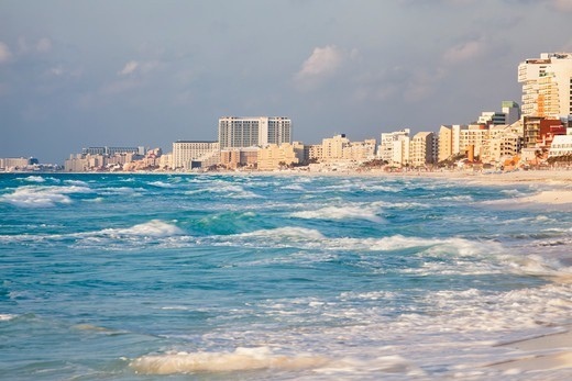 Cancun, Yucatan Peninsula, Quintana Roo, Mexico : Stock Photo