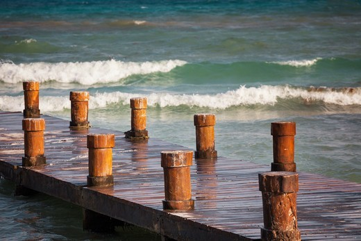 Playa del Carmen, Yucatan Peninsula, Quintana Roo, Mexico : Stock Photo
