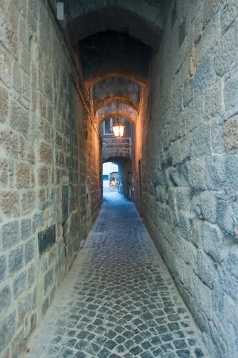 Orvieto, Umbria, Italy : Stock Photo