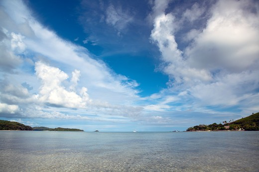 Coastal Inlet : Stock Photo