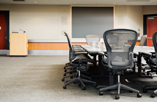 Conference Room : Stock Photo