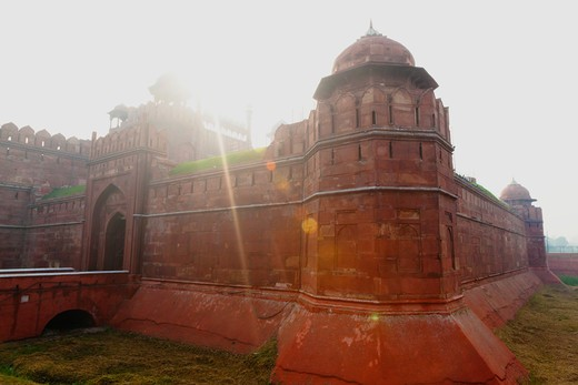Red Fort : Stock Photo
