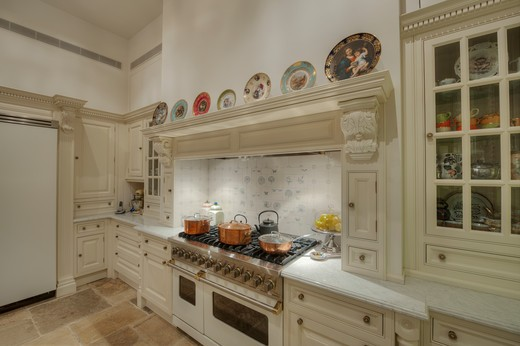Upscale Kitchen : Stock Photo