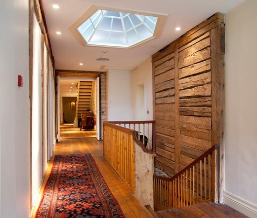 Pädaste Manor Hallway : Stock Photo