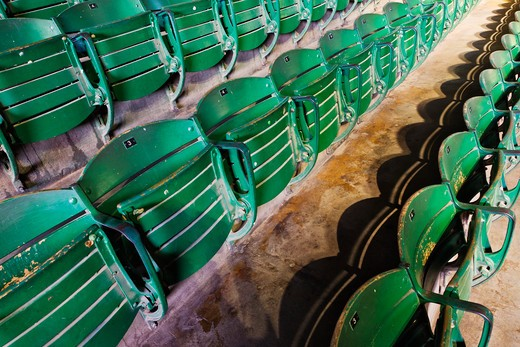 Fort Worth, Texas, USA , Rodeo Arena Seating : Stock Photo