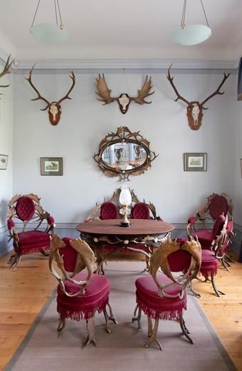 Sagadi Manor, Lahemaa National Park, Estonia : Stock Photo