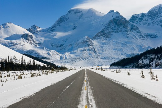 Jasper National Park Alberta Canada : Stock Photo