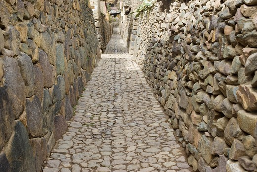 Ollantayambo, Peru : Stock Photo