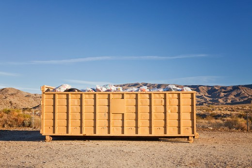 Desert landscape, New Mexico, USA : Stock Photo