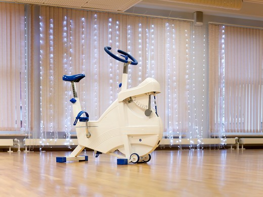 University Hospital Sports Medicine and Rehabilitation Clinic : Stock Photo
