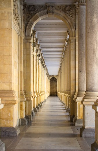 Colonnade : Stock Photo