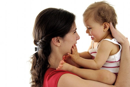 Mother baby : Stock Photo