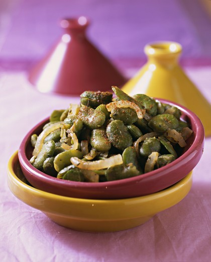 Carraway fava bean : Stock Photo