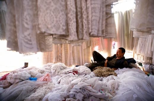 Stock Photo: 4261-13443 Titanic Bazaar, Kabul, Islamic Republic of Afghanistan, South-Central Asia