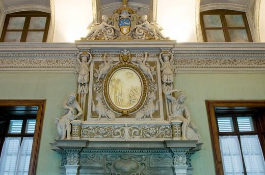 Stock Photo: 4261-17623 inside sala san martino, alzano lombardo, italy