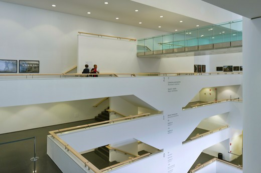 Stock Photo: 4261-20237 mart, modern art museum, rovereto, italy