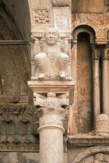 san zeno maggiore church, verona, italy : Stock Photo