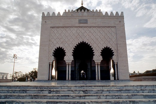 Mosque, Rabat, Morocco, North Africa : Stock Photo