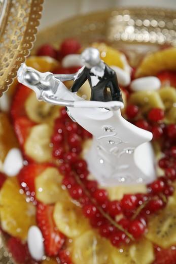 Stock Photo: 4261-28456 Wedding Cake, Italy