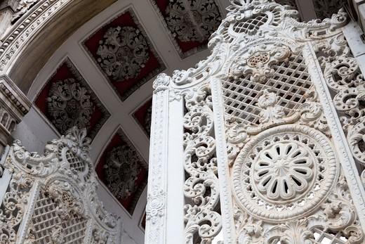 Stock Photo: 4261-29104 Dolmabahçe Palace, Dolmabahçe Sarayi, Istanbul Turkey