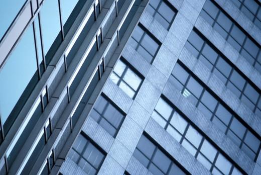 Stock Photo: 4261-34971 Building, Hong Kong, China, Asia