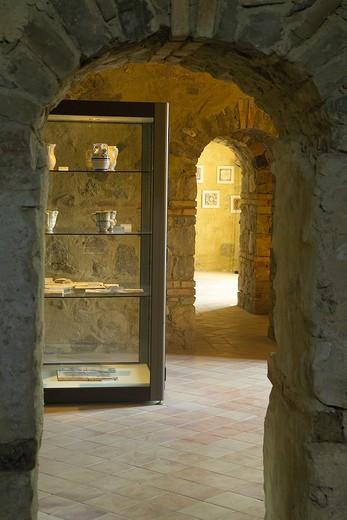 Stock Photo: 4261-3998 Ceramics museum, Calitri, Campania, Italy