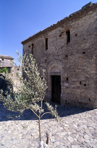 Stock Photo: 4261-40363 San Giovanni Crisostomo, greek-orthodox church, Gerace, Aspromonte, Calabria, Italy