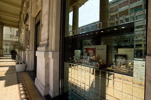 Corso Umberto I, Pescara, Abruzzo, Italy : Stock Photo