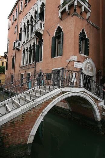 Stock Photo: 4261-43251 Foreshortening, Venice, Veneto, Italy