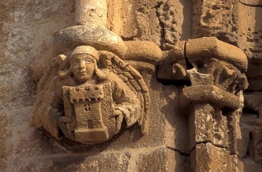San Gavino cathedral, Porto Torres, Sardinia, Italy : Stock Photo