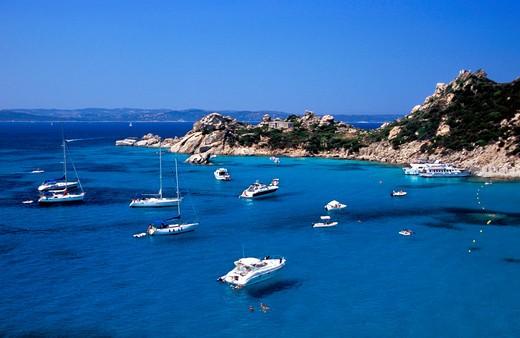 Stock Photo: 4261-48839 Spargi island, Maddalena archipelago, Sardinia, Italy