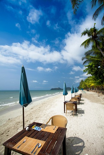 Beach, Koh Chang, Thailand, Southeastern Asia : Stock Photo