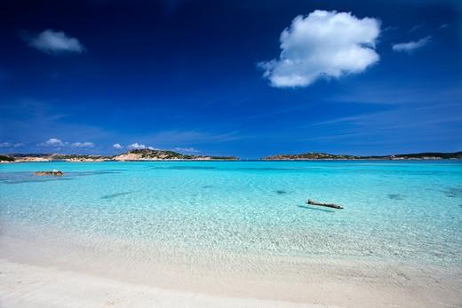 Stock Photo: 4261-66363 Spiaggia di Cavalieri, Isola di Budelli island, La Maddalena (OT), Sardinia, Italy, Europe