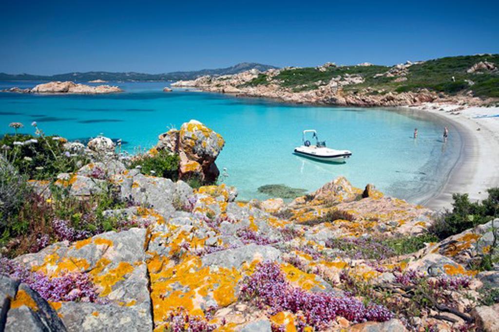 Stock Photo: 4261-66392 Isola di Mortorio island, Maddalena archipelago National Park, La Maddalena, Arzachena, Sardinia, Italy, Europe