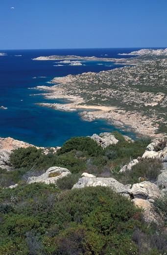 Stock Photo: 4261-71683 Abbattoggia, La Maddalena, Sardinia, Italy