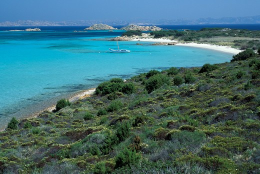 Stock Photo: 4261-71760 Budelli, Sardinia, Italy