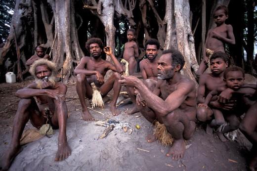 Vanuatu Republic, Pacific Ocean, Oceanian : Stock Photo