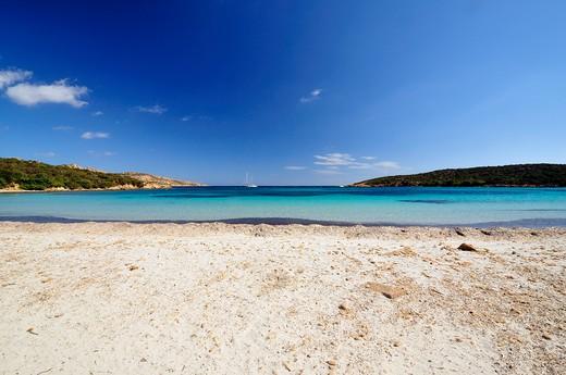 Stock Photo: 4261-74234 Landscape, Caprera island, La Maddalena archipelago, Sardinia, Italy, Europe