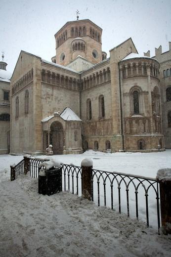 Duomo, Trento, Trentino Alto Adige, Italy : Stock Photo
