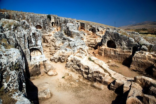 Stock Photo: 4261-87648 Archaeological site, Perre, Turkey, Europe