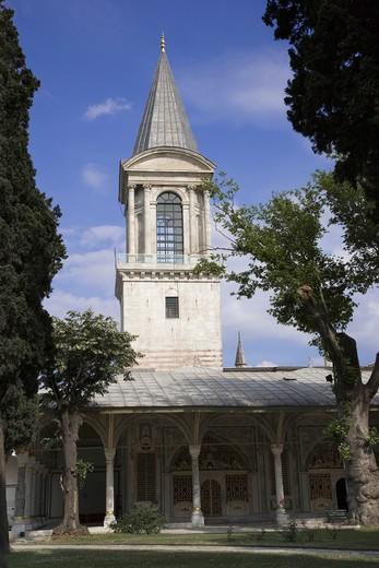 Topkapi Palace, Istanbul, Turkey, Europe : Stock Photo