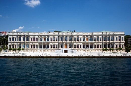The Royal City Dolmabahçe Palace, Istanbul, Turkey, Europa : Stock Photo
