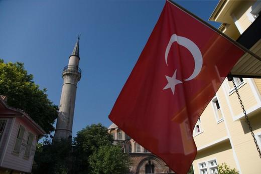 The Kariye Museum, Istanbul, Turkey, Europe  : Stock Photo